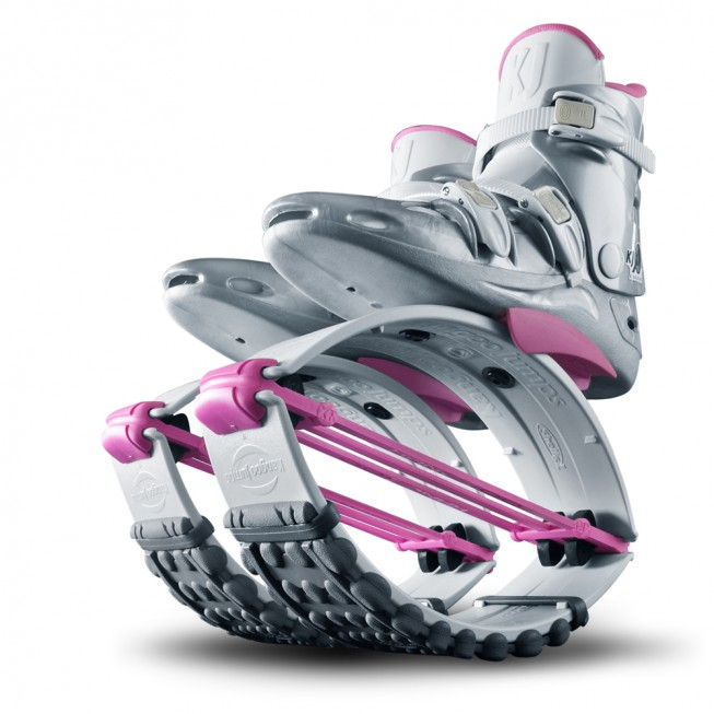 KJ XR3 Special Edition in White/Pink